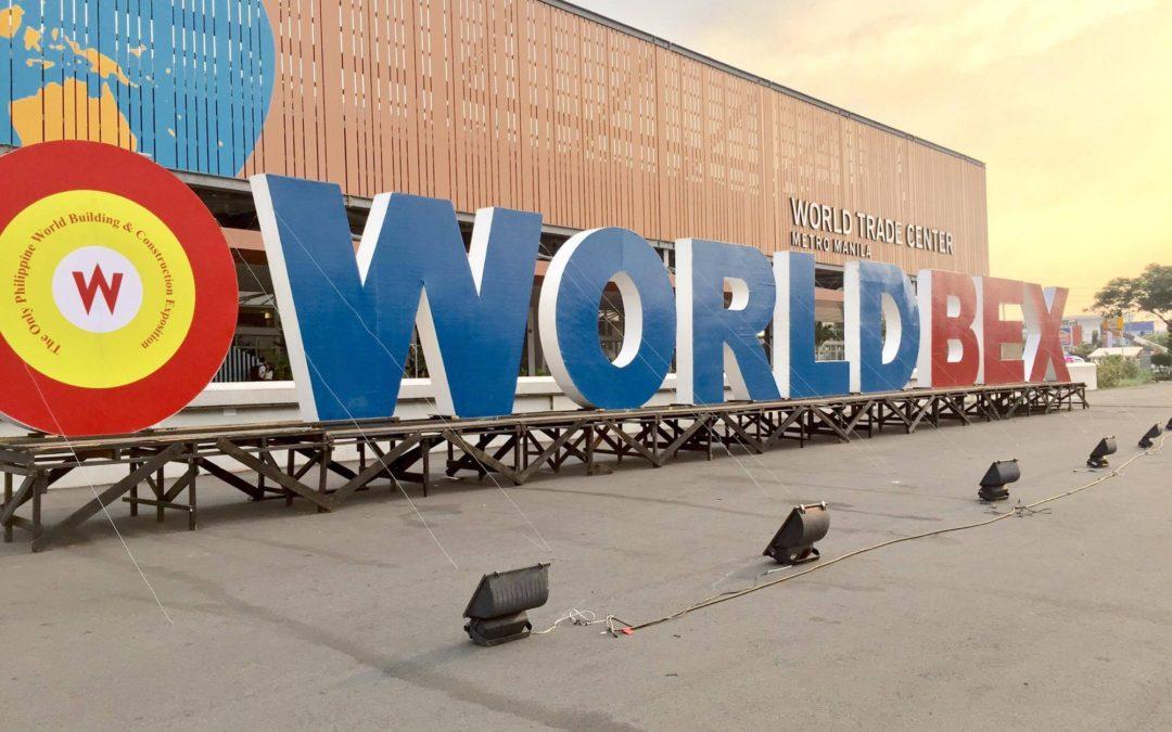 Worldbex 2017 Exhibit